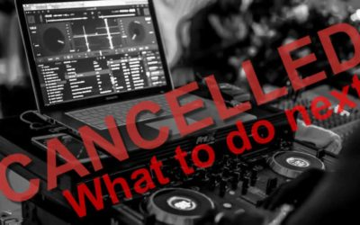 What to do when your DJ cancels your party?